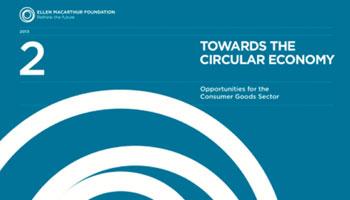 Informes de economía circular de la Fundación Ellen MacArthur